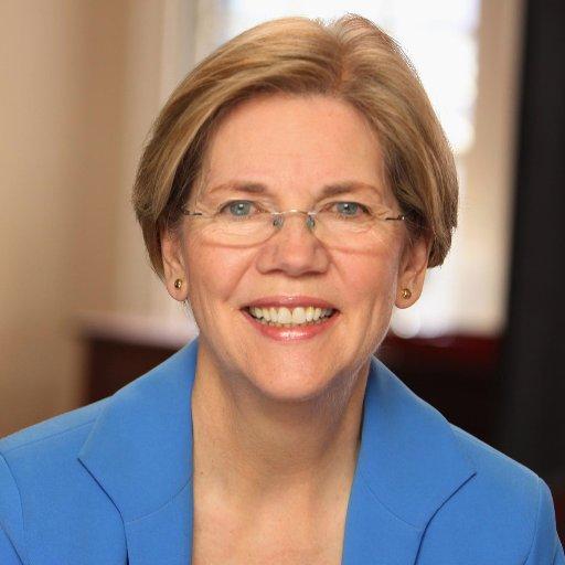 US Senator Elizabeth Waren (MA)