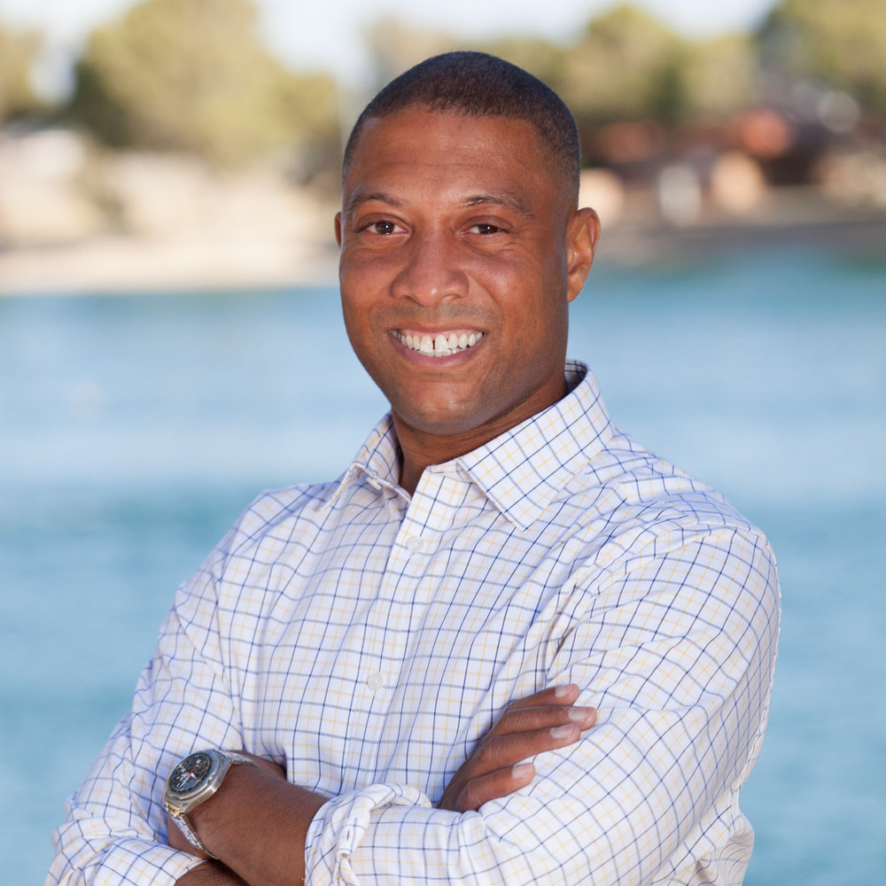 President, Democratic Club of the High Desert Johnathon Ervin
