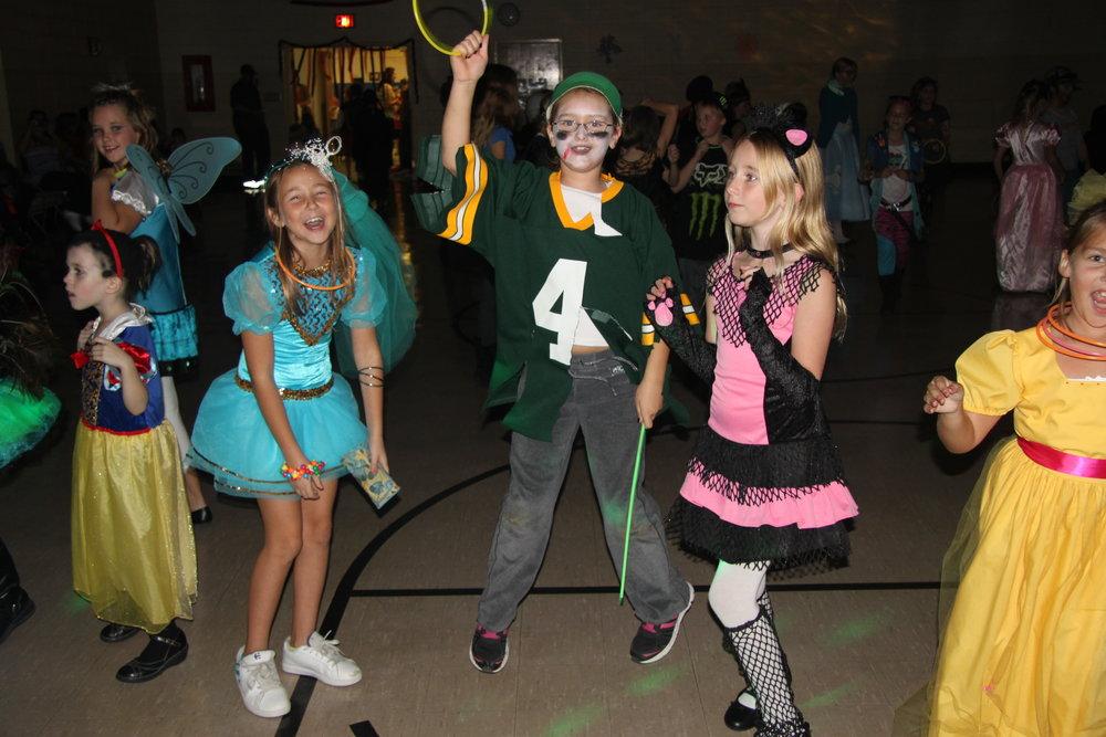Annual halloween bash!
