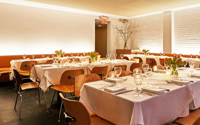 bottino_poolroomjpg bottino nyc is another excellent bridal shower venue