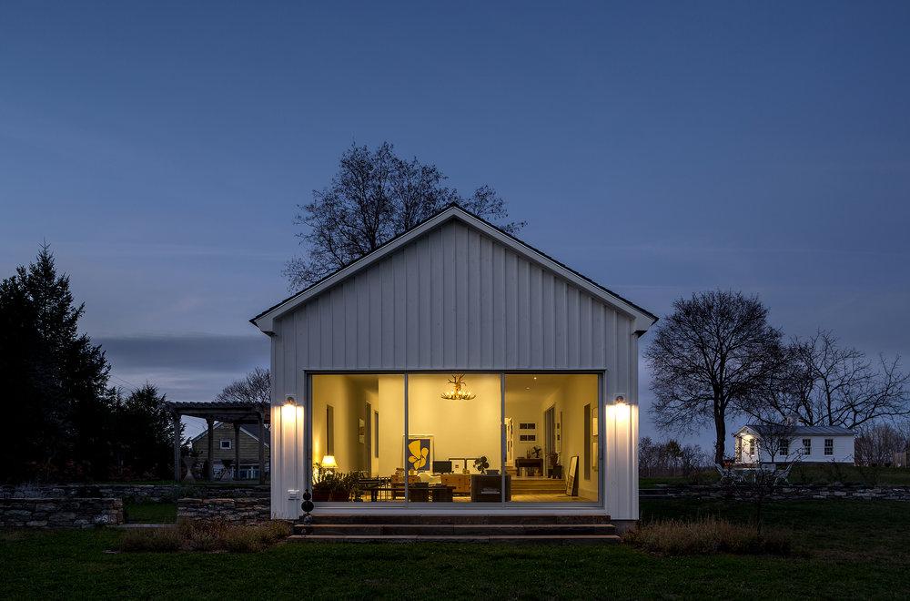 Hudson House   Bernheimer Architecture