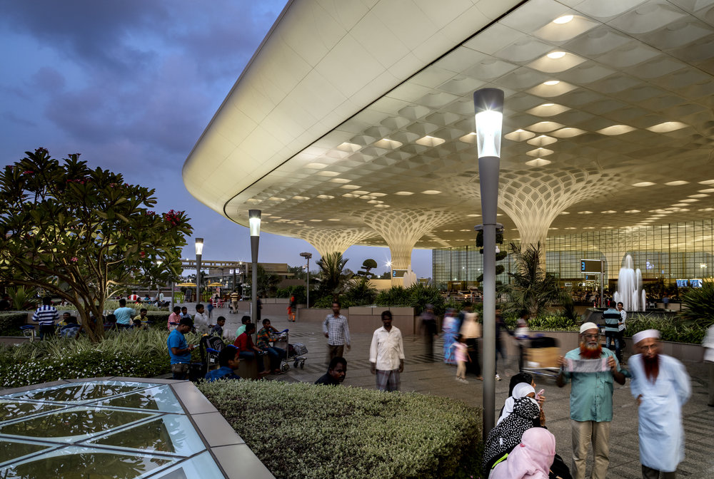 Mumbai International Airport   Skidmore, Owings & Merrill