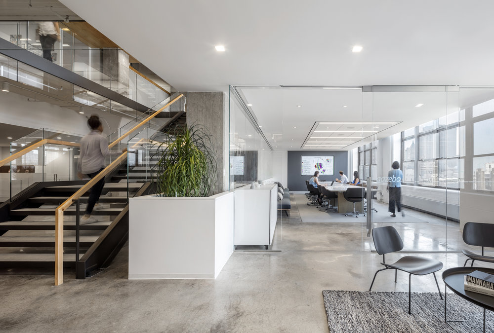 Horizon Media   Architecture + Information