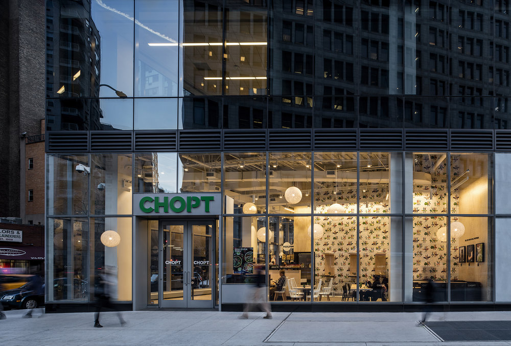 Chop't Astor Place   Forge Group NYC