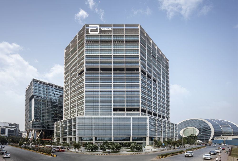 Godrej BKC, Mumbai, India   Skidmore, Owings & Merrill
