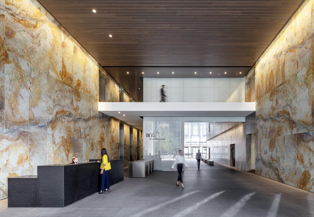 Pier 4, Boston, MA   Elkus Manfredi Architects