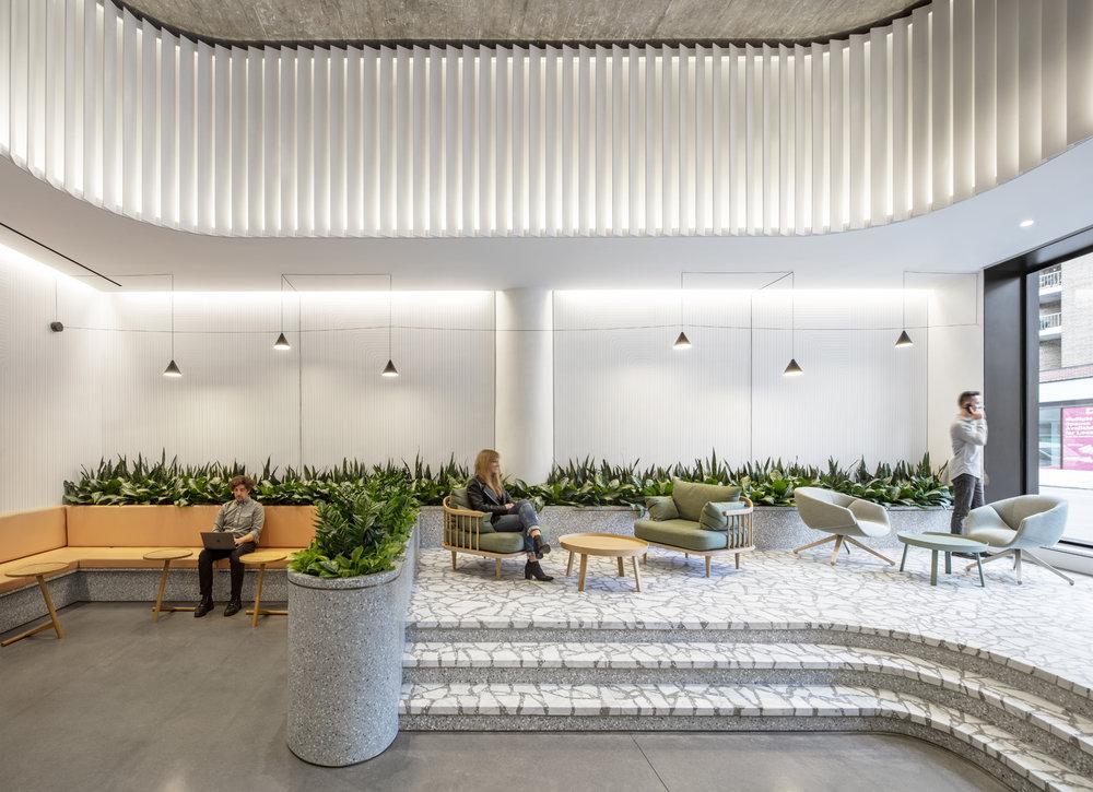 255 Varick, New York, NY   Architecture + Information