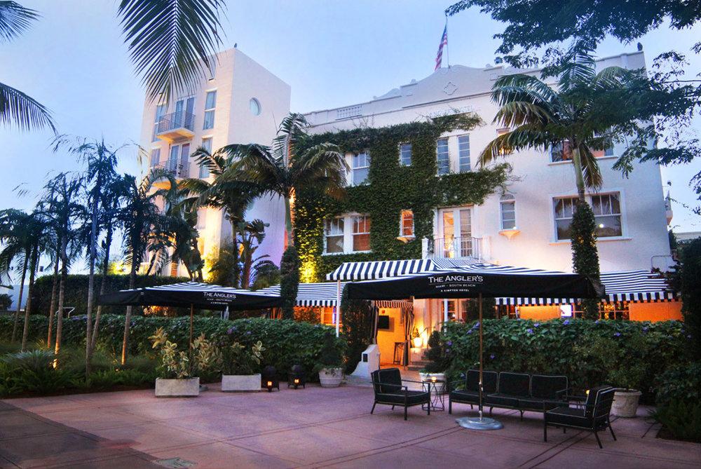 Kimpton Angler's Hotel. Courtesy of  Hospitality Online