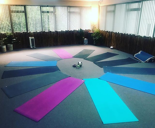 All ready for a fun kids yoga class @urbanyoganz . For bookings for term 4 check out link in bio. . . . . . . #kidsyoga #kidsyogaisfunyoga #empoweringchildren #teachthemyoung #mindfullnessforkids #yoga #wellington #breathingexercisesforkids #term4