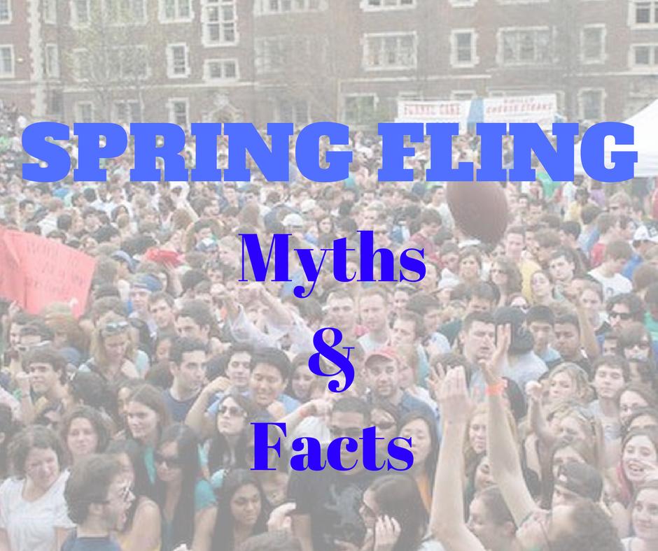 Spring Fling Myths & Facts