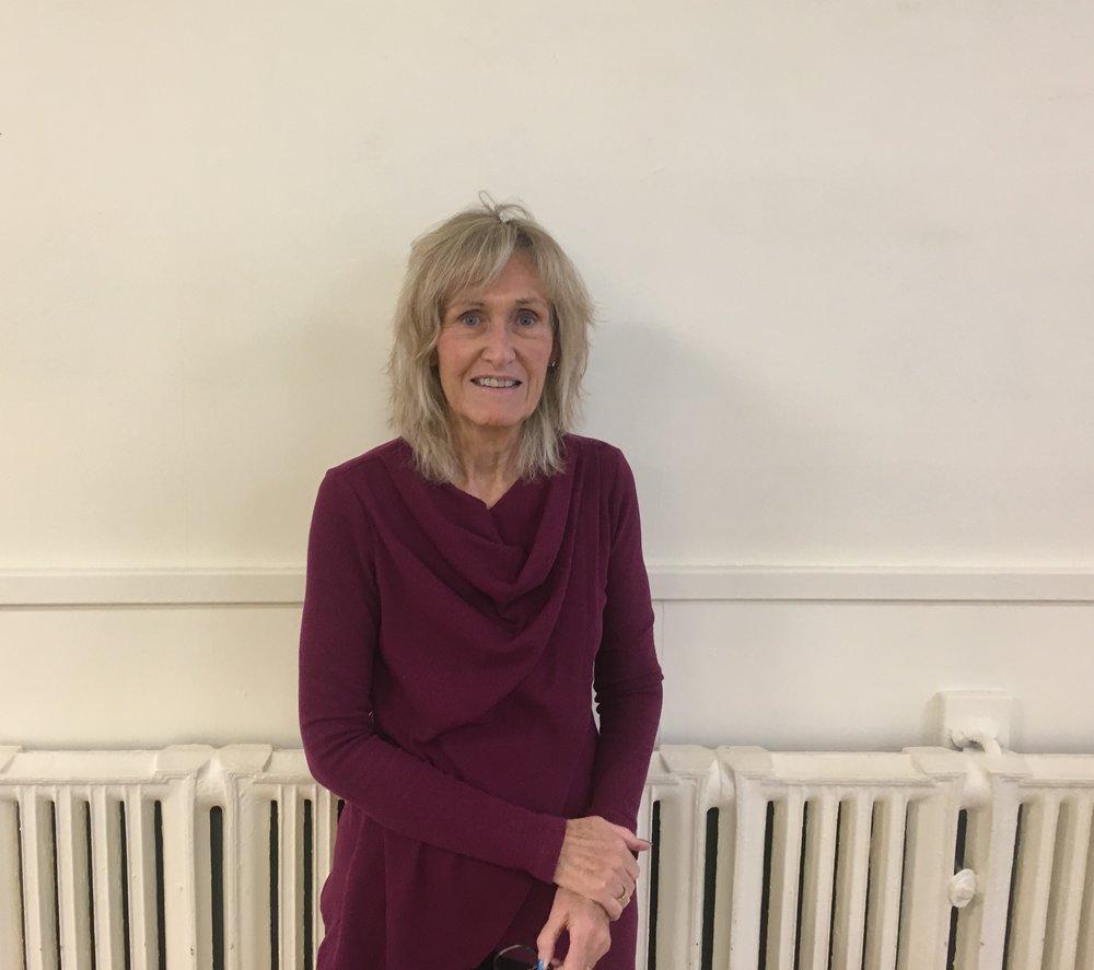 Judy DiToma - Sunday School Superintendant