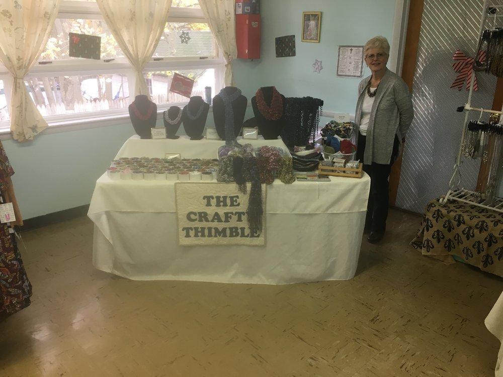 The Crafty Thimble