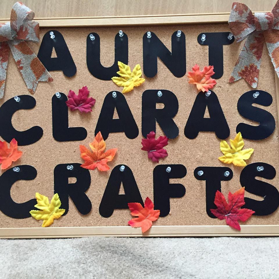 Aunt Clara's Crafts
