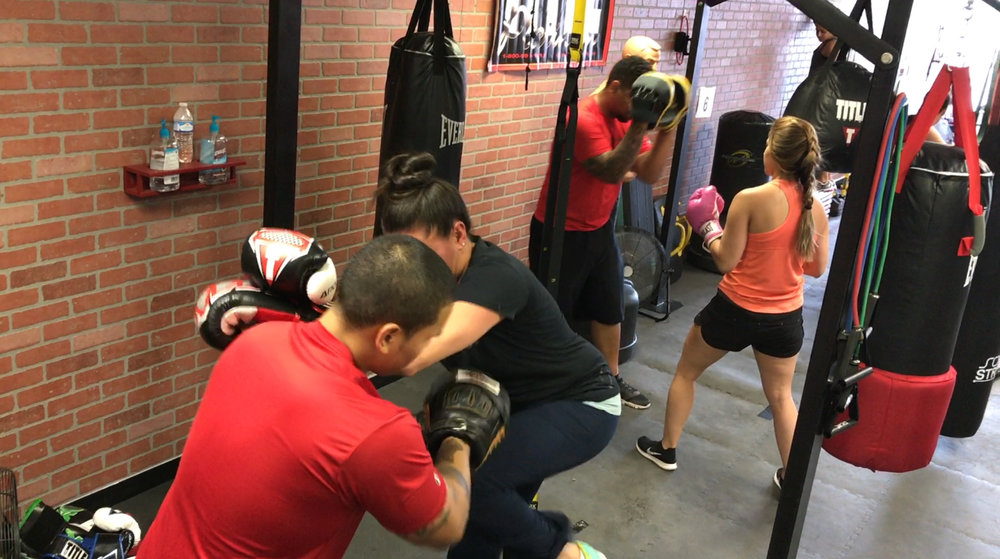kickboxing classes colorado springs