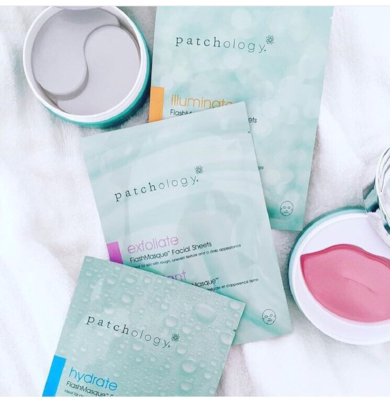 patchology face mask Hydration!