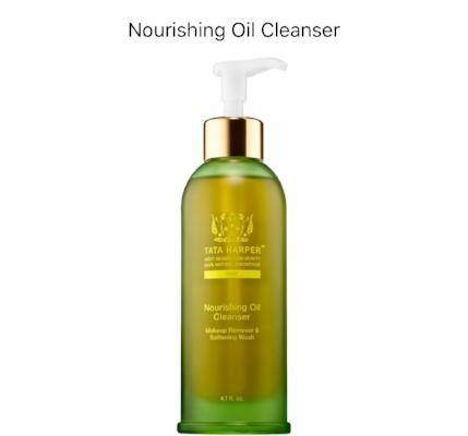 Tata Harper cleansing oil