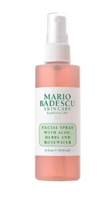 an all time fave, Mario Badescu face spray...