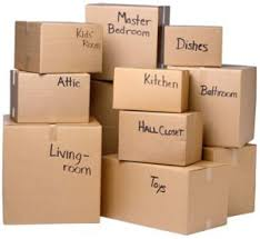 Thank GOD the job provides a moving company. We don't even have to pack. YAAAAY!