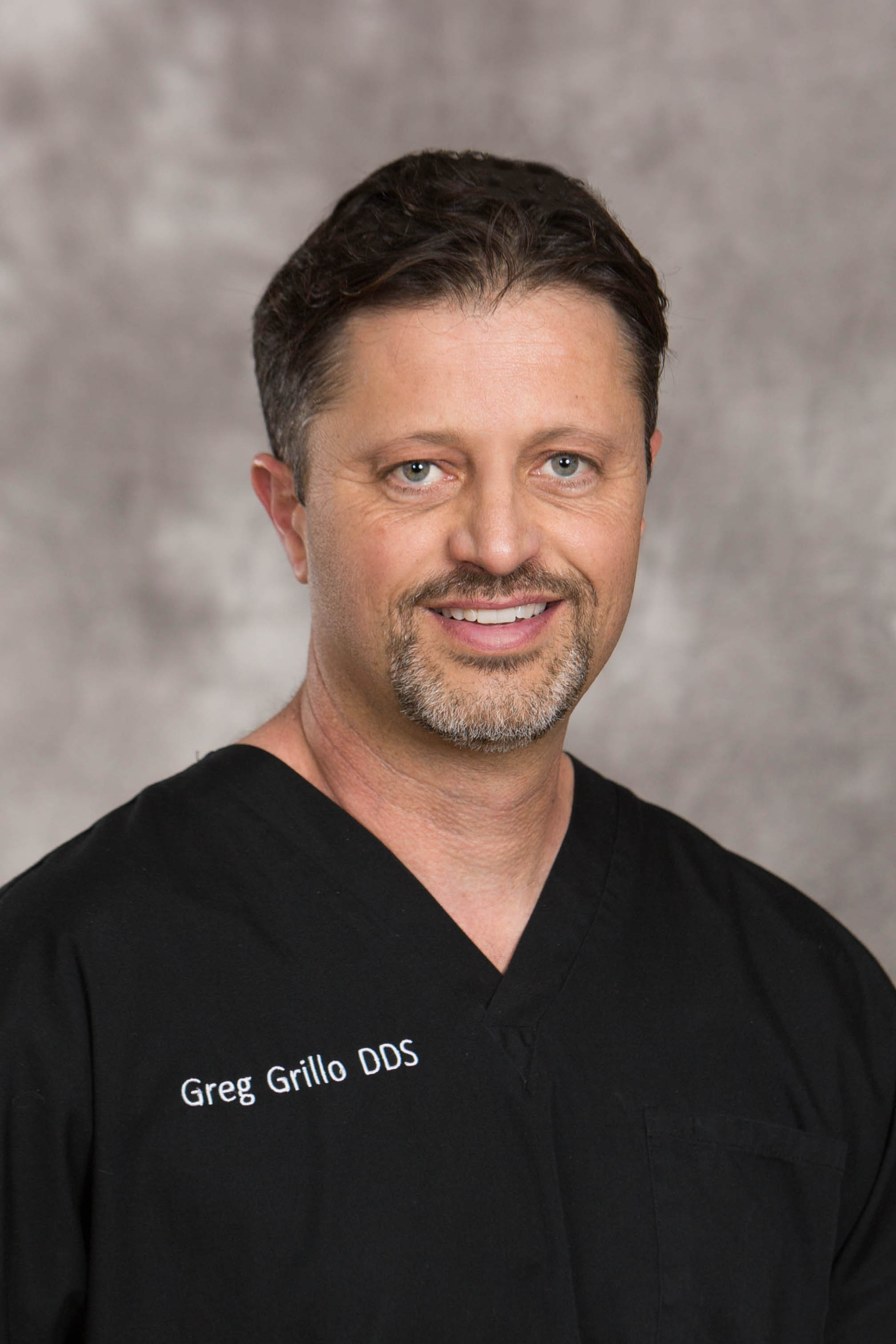 DR. GREG GRILLO .