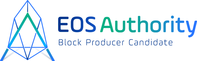 EOS Authority is a part of Digitech London Limited registered in England and Wales (2006); considered a top Block Producer Candidate in June '18.