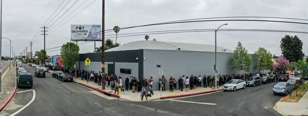 Thank you to everyone who came out to take advantage of our 420 deals | Best in LA!
