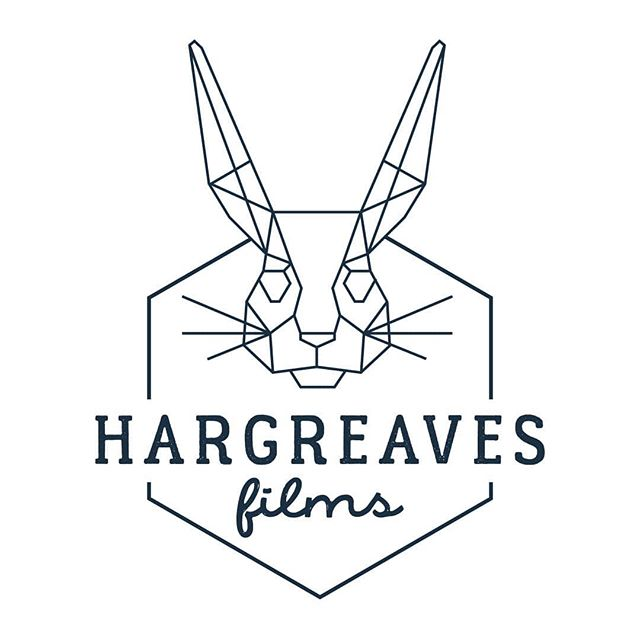 Hello new logo! Big thanks to @scritto.co.uk for helping me get there. We chose a hare because my name Hargreaves translates roughly to hare thicket. Always been a fan of these geometric design so went with it.