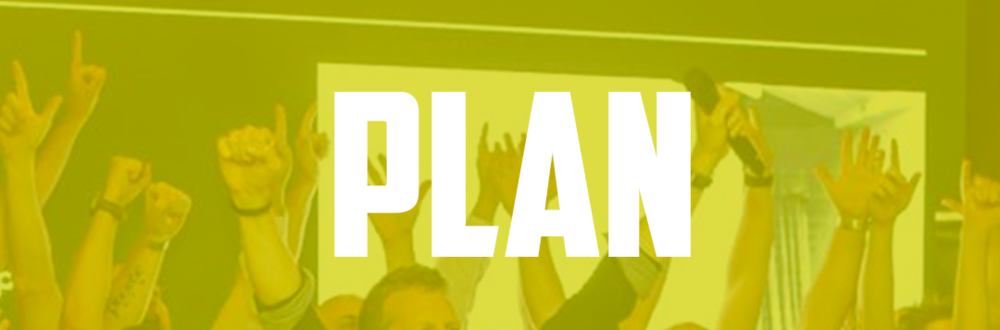 4. PLAN - How to now implement this into our daily lives, leave the event with an action plan to turning our dreams into reality within ten days.