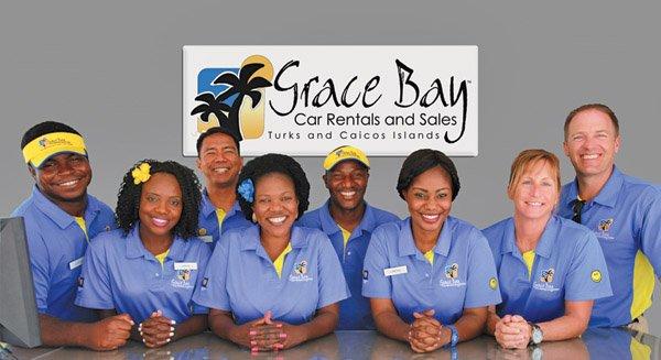 Grace Bay Car Rentals owner valet service