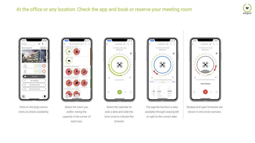QRG iotspot booking a room using an agenda.jpg