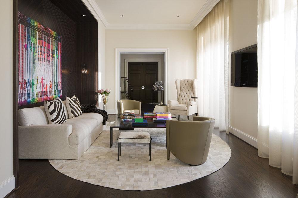 Ritz Carlton Penthouse Dallas