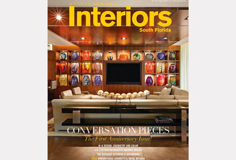 Interiors Fall/Winter 2014