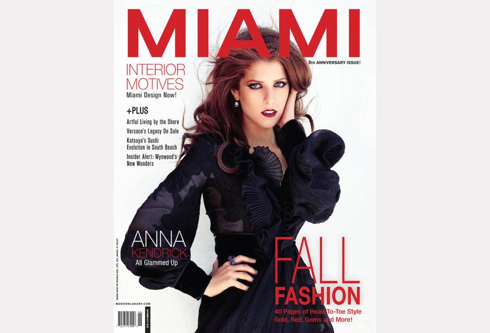 Miami Magazine 2012