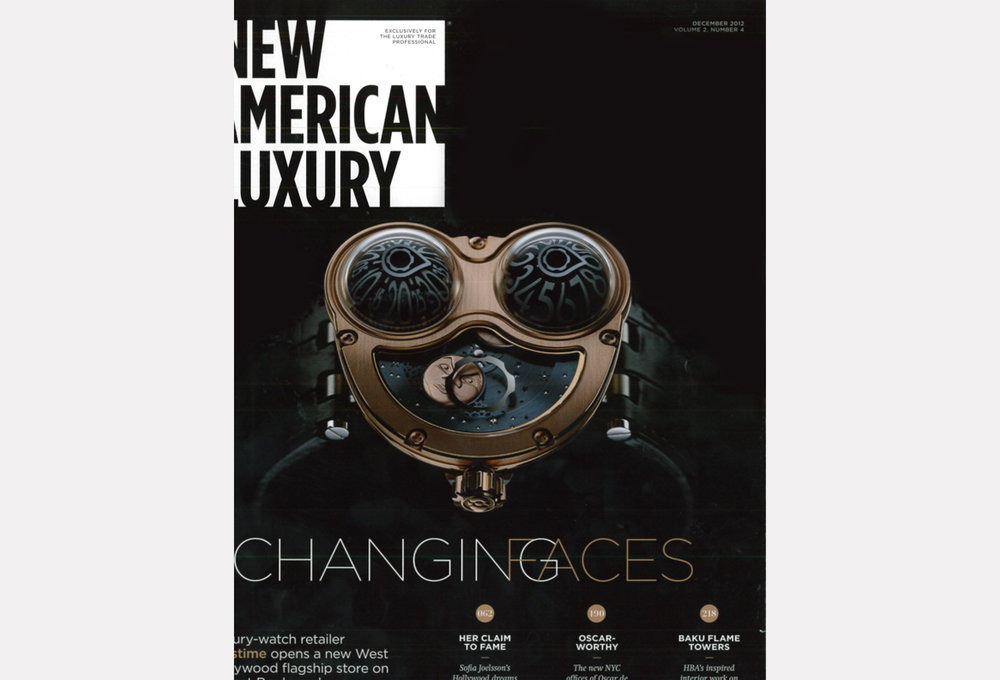New American Luxury