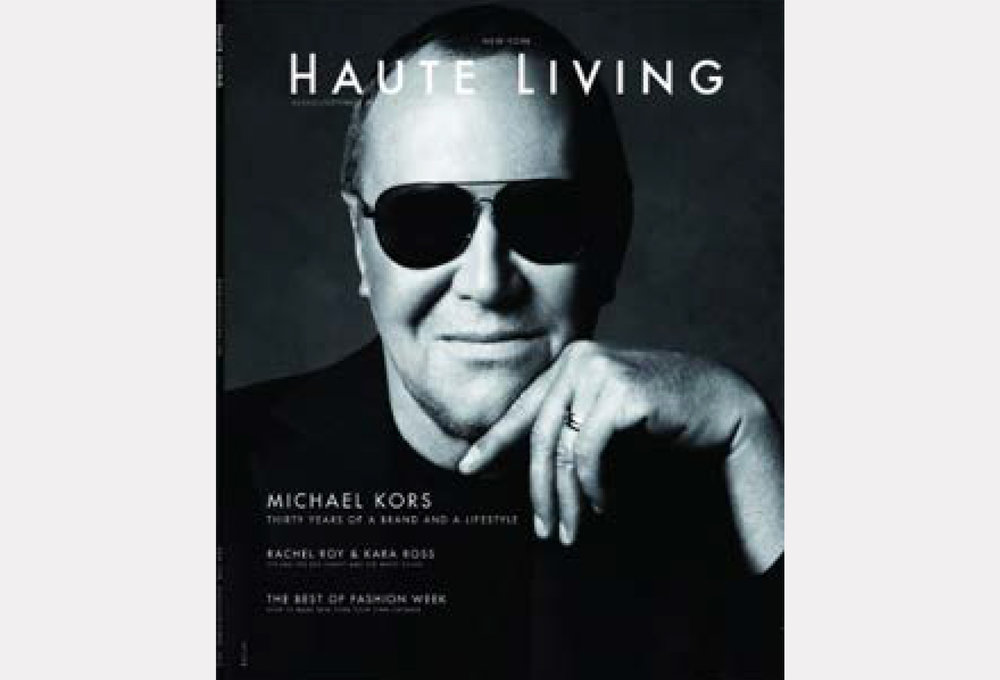 Haute Living Sept 2012