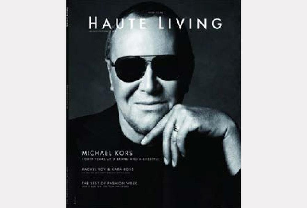Haute Living Sept 2012