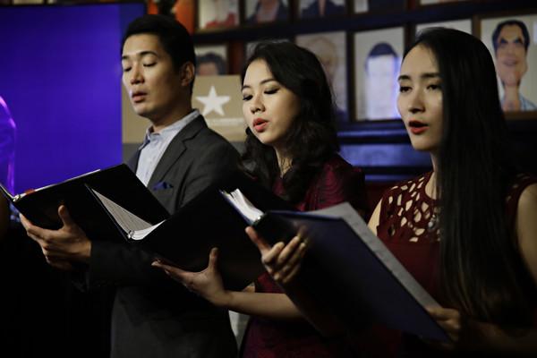Road to Heaven: Jonathan Lee Musical Reading