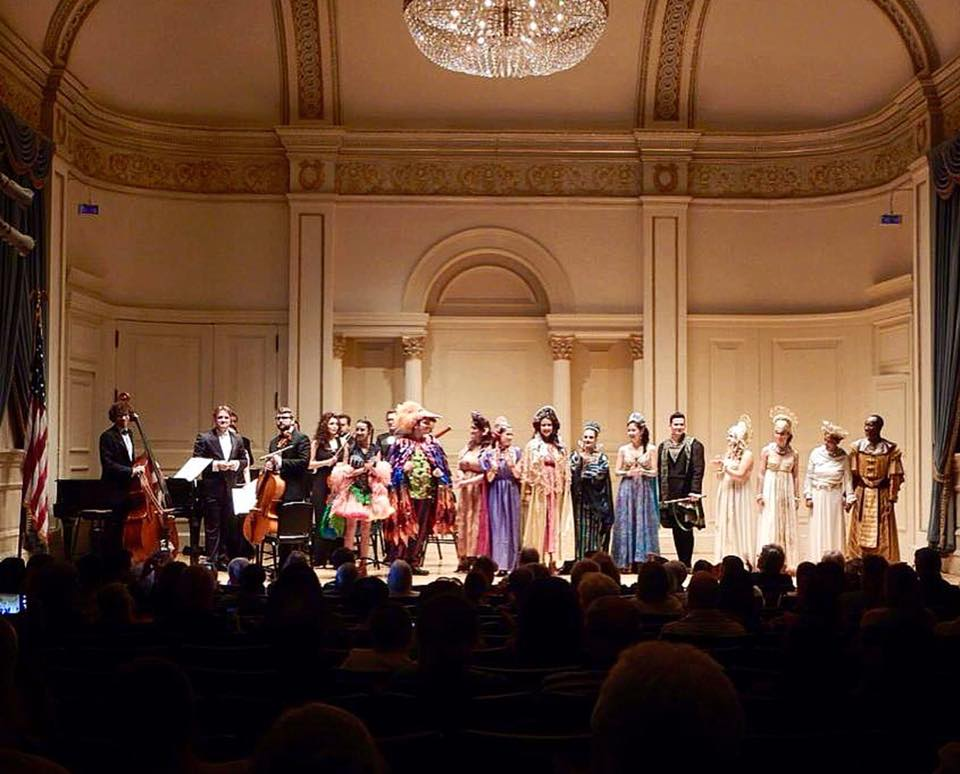 The Magic Flute - New York Lyric Opera