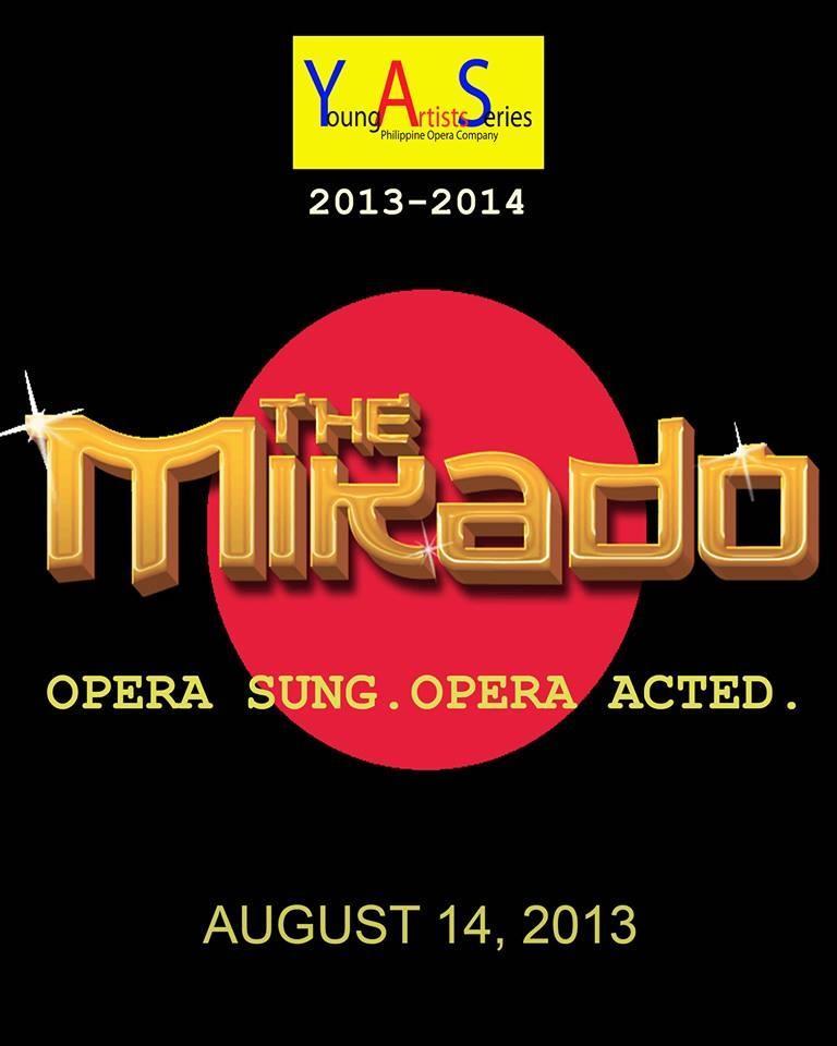 The Mikado - Philippine Opera Company