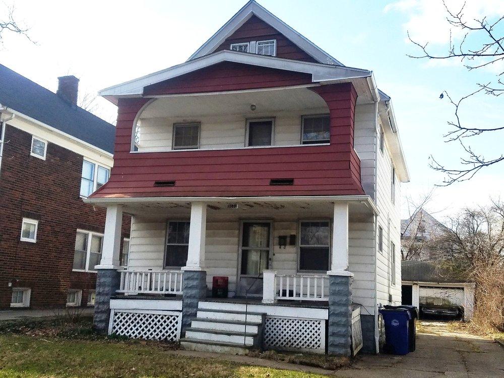 9612 Mount Auburn Ave., Cleveland | 4 Bed 2 Bath | 1,408 Sq. Ft. | $13,125