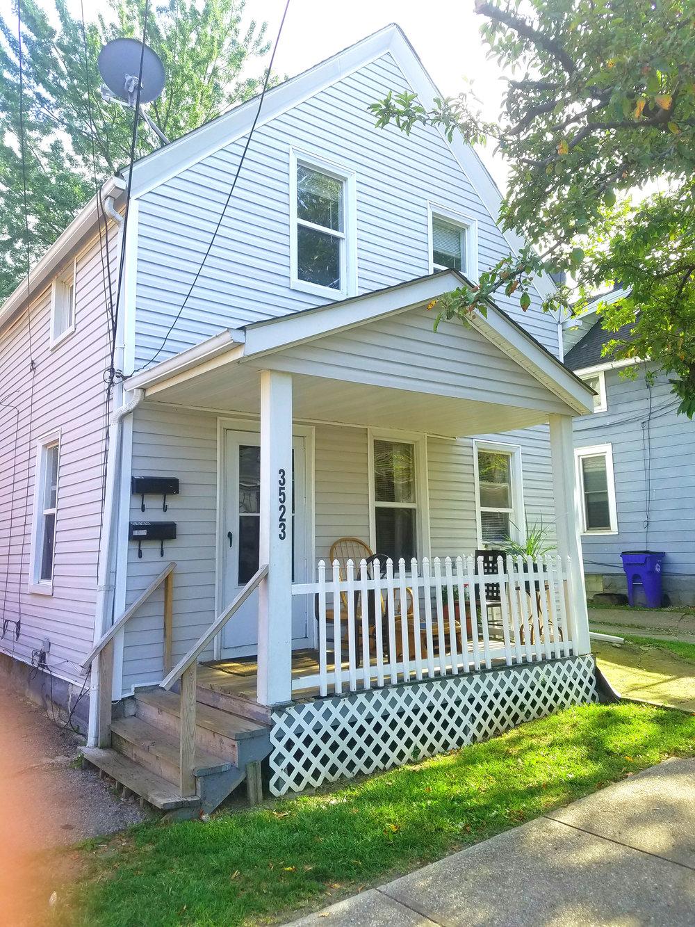 3523 Cecilia Ave., Cleveland | 2 bed 2 bath | 1,330 Sq. Ft. | $25,000