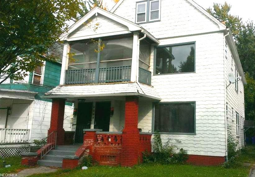 4159 E 111 St., Cleveland | 4 bed 2 bath | 2,166 Sq. Ft. | $25,750