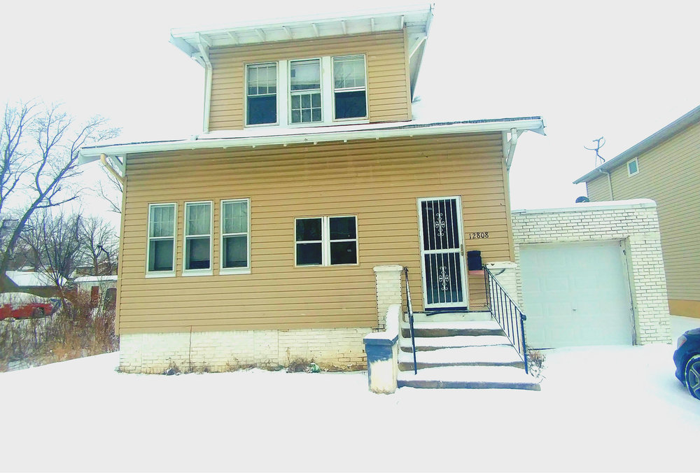12808 Kadel Ave., Cleveland | 3 bed 2 bath | 1,542 Sq. Ft. | $30,000