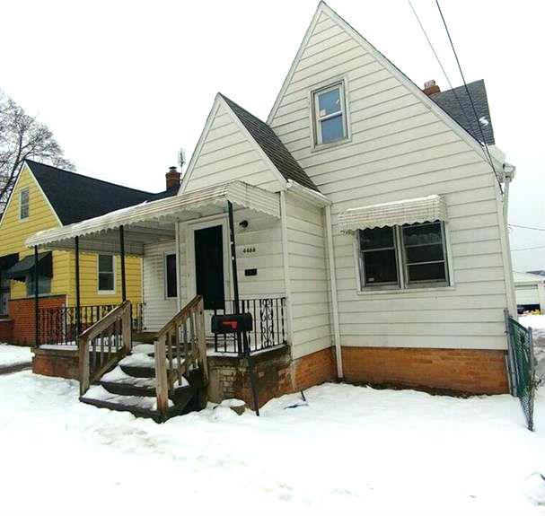 4466 E 86 St., Cleveland | 4 bed 2 bath | 1,412 Sq. Ft. | $40,000