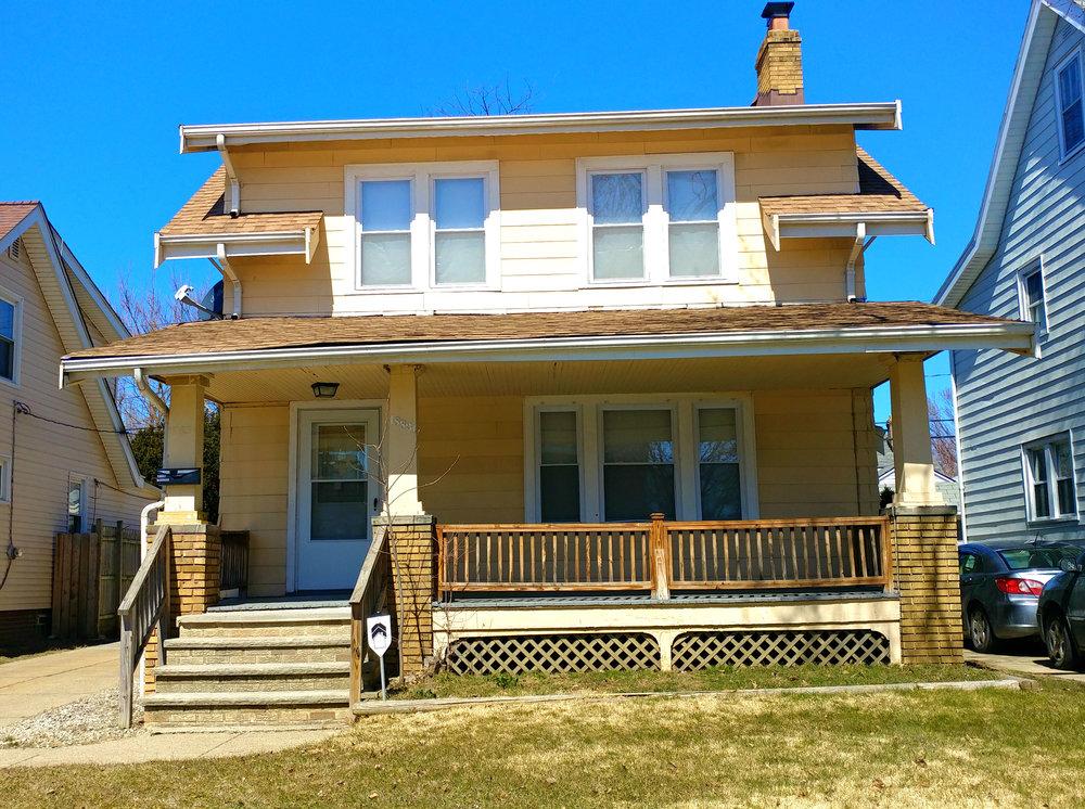 18831 Renwood Ave., Euclid | 3 bed 1 bath | 1,334 Sq. Ft. | $ 50,000
