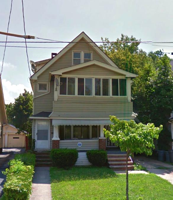 481-483 E 147 St., Cleveland | 4 bed 3 bath | 1,932 Sq. Ft. | $56,900