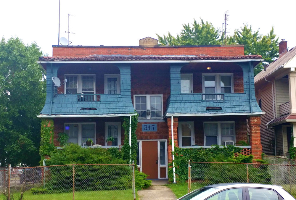 3417 Bosworth Blvd., Cleveland | 8 bed 4 bath | 4,704 Sq. Ft. | $125,000