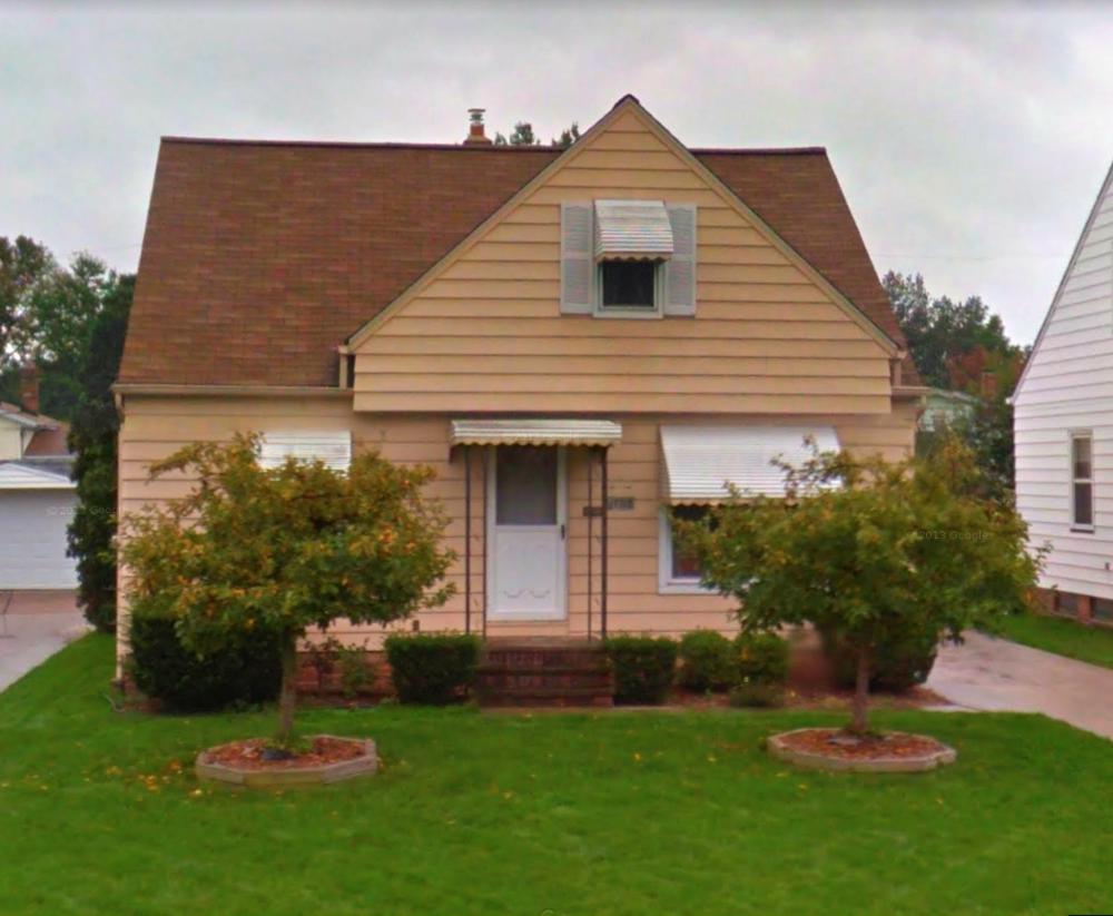 13718 Rybak Ave., Garfield Hts. | 4 bed 2 bath | 1,612 Sq. Ft. | $52,000