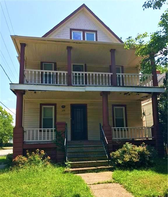 379 E 162 St., Cleveland | 4 bed 2 bath | 1,344 Sq. Ft. | $19,500