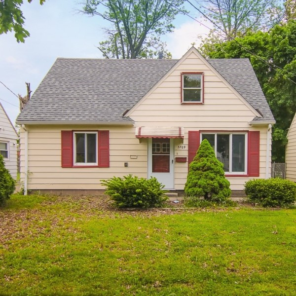 3709 Archmere Ave., Cleveland  3 bed 1 bath   1,097 Sq. Ft.   $75,000