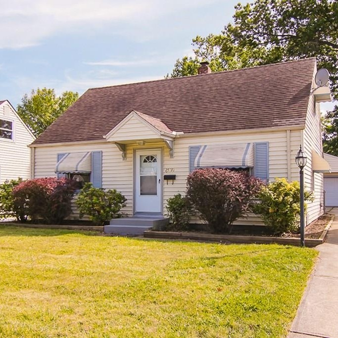 25270 Richards Ave., Euclid  4 bed 1 bath | 1,164 Sq. Ft. | $67,900